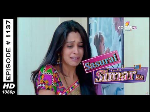 Sasural Simar Ka - 27th March 2015 - ससुराल सीमर का - Full Episode (HD) thumbnail