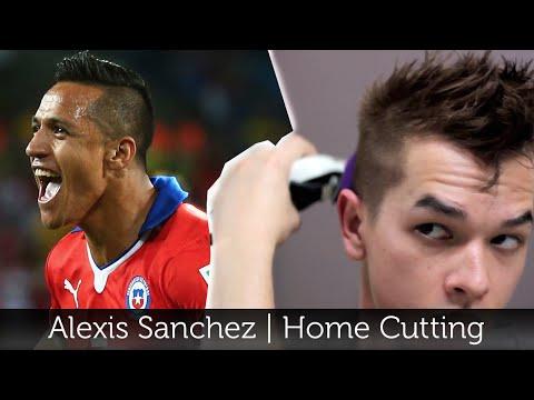Haircut at home like Alexis Sanchez hair by Slikhaar TV & Friends