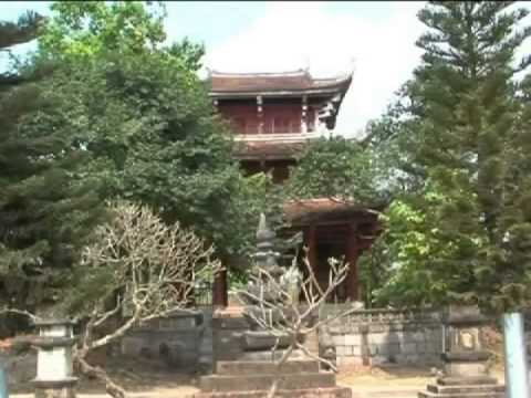 Quỳnh Lâm Đệ nhất danh lam cổ tích Chùa Quỳnh  Đông Triều  Quảng Ninh