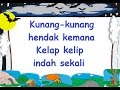 KUNANG KUNANG (LIRIK) - Lagu Anak - Cipt. A.T. Mahmud - Musik Pompi S.
