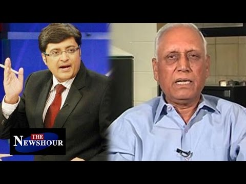 CBI & ED Colluded to Delay Agusta Probe : The Newshour Debate (2nd May 2016)