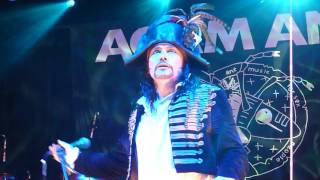 Watch Adam Ant Jolly Roger video