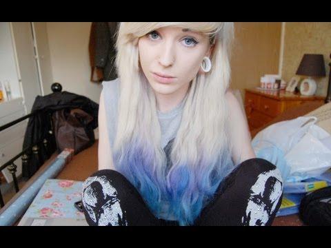 tattoo tumblr hair pretty indie girl brown hair