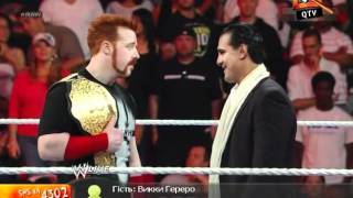 WWE Monday Night RAW SuperShow 29.04.2012 (QTV)