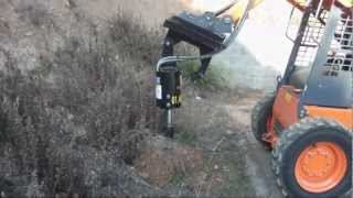 Video Planetary auger  01AMR