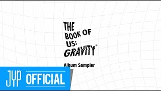 DAY6 <The Book of Us : Gravity> Album Sampler