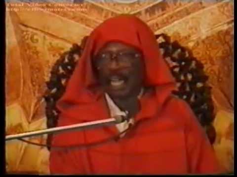 Gamou tivaouane  part 1, 1999 Serigne Cheikh A -T sy Al Maktoum
