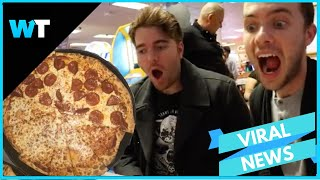 People are FREAKING OUT Over Pizza Thanks to Shane Dawson