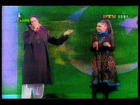 Nishta dildar nishta Pashto song Irfan khan feat Hadiqa kiani...