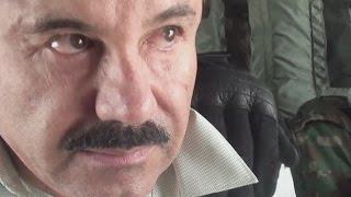 Imágenes inéditas del operativo que causó la detención de Joaquin 'El Chapo' Guzmán