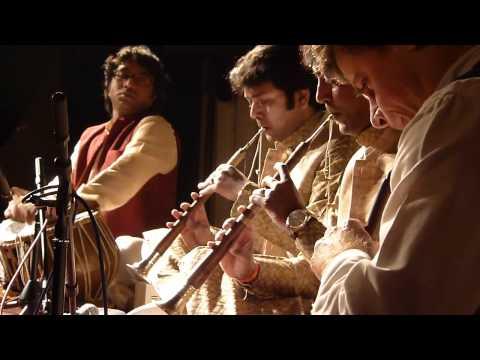 Sanjeev & Ashwani Shankar - shehnai - live in Paris