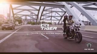 Triumph Nova Linha Tiger 800