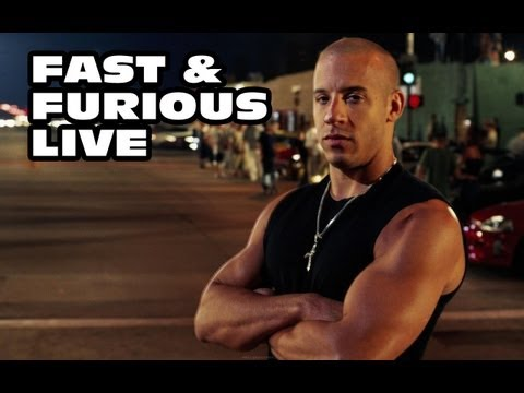 The Fast and The Furious Livestream: Every Movie in One Sitting