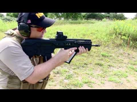 Tavor SAR Rifle - By IWI US