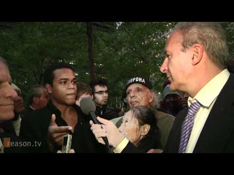 Peter Schiff at Occupy Wall Street: Full Version, Almost 2 Hours Long!