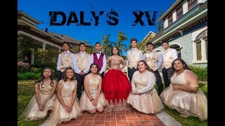 Idaly Banderas Quinceanera Highlights