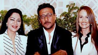 Rendezvous with Simi Garewal -  Jackie Shroff & Ayesha Shroff (2002)