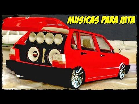 GTA SA MTA Como Colocar Musicas No Carro ! (Sem Palco MP3) 2016