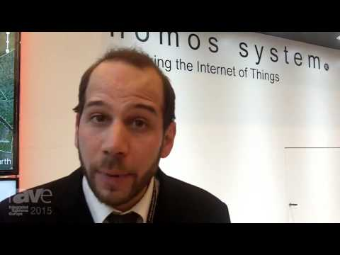 ISE 2015: nomos systems Reviews its Line of Internet of Things Products