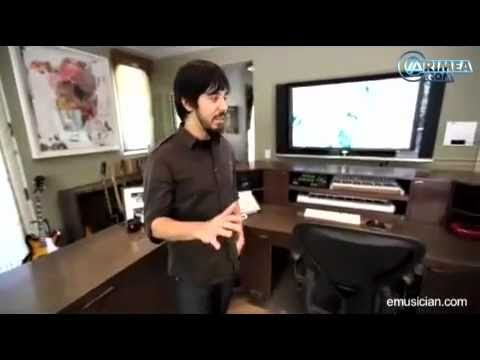 Mike Shinoda's Home Studio (Part1)   Music Videos