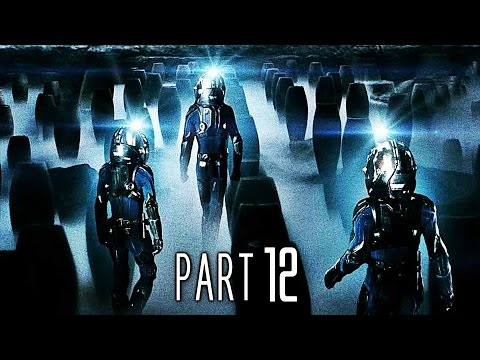 Alien Isolation Walkthrough Gameplay Part 12 - Alien Nest (PS4)