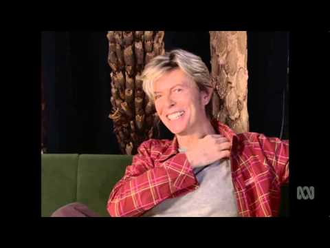 David Bowie interview on Australian TV 2004
