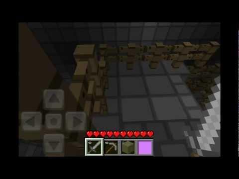 Change Creative to Survival Mode Tutorial Minecraft Pocket Edition