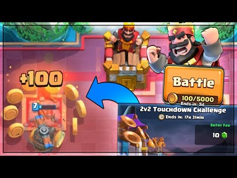 NEW TOWERS, NEW GOLD RUSH & GAME MODES GAMEPLAY! | Clash Royale | HUGE UPDATE SNEAK PEEK GAMEPLAY!