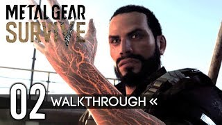 Metal Gear Survive | Gameplay Walkthrough | PART 2 - Memory Boards 【Full Game】