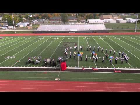 09- Pocatello High School Marching Band