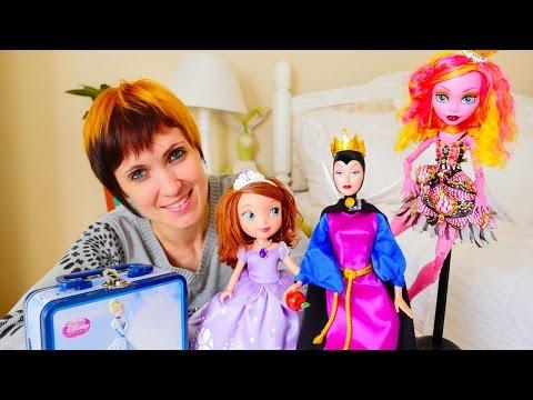 Видео для девочек. Коробочка потерянных вещей и София прекрасная