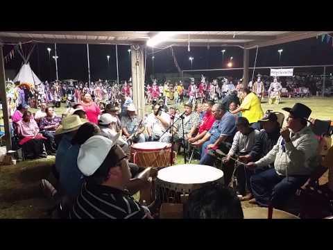 Comanche Nation Fair 2014 Round Dance