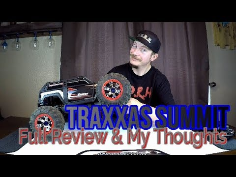 Traxxas Summit Full Review & My Thoughts