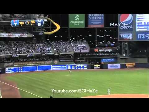 Milwaukee Brewers 2012 Highlights