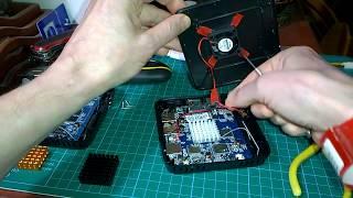 MeCool M8S Pro L Overheating - 30mm Fan Upgrade