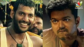 Vishal gets ready to clash with Vijay