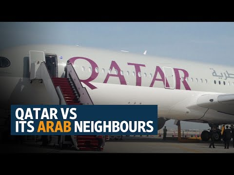 Qatar vs its Arab neighbours: How the diplomatic rift unfolded