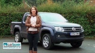 2016 Volkswagen Amarok Pick Up