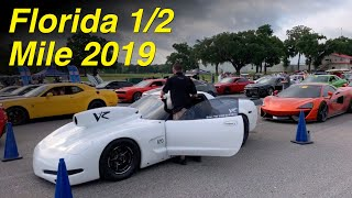 My first Half Mile event! - Florida 1/2 Mile Shootout 2019