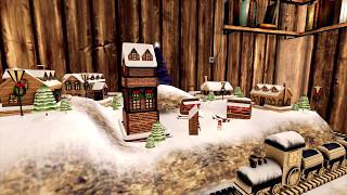 Bella's Winter Wonderland