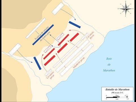 Batallas Históricas: La Batalla de Maratón