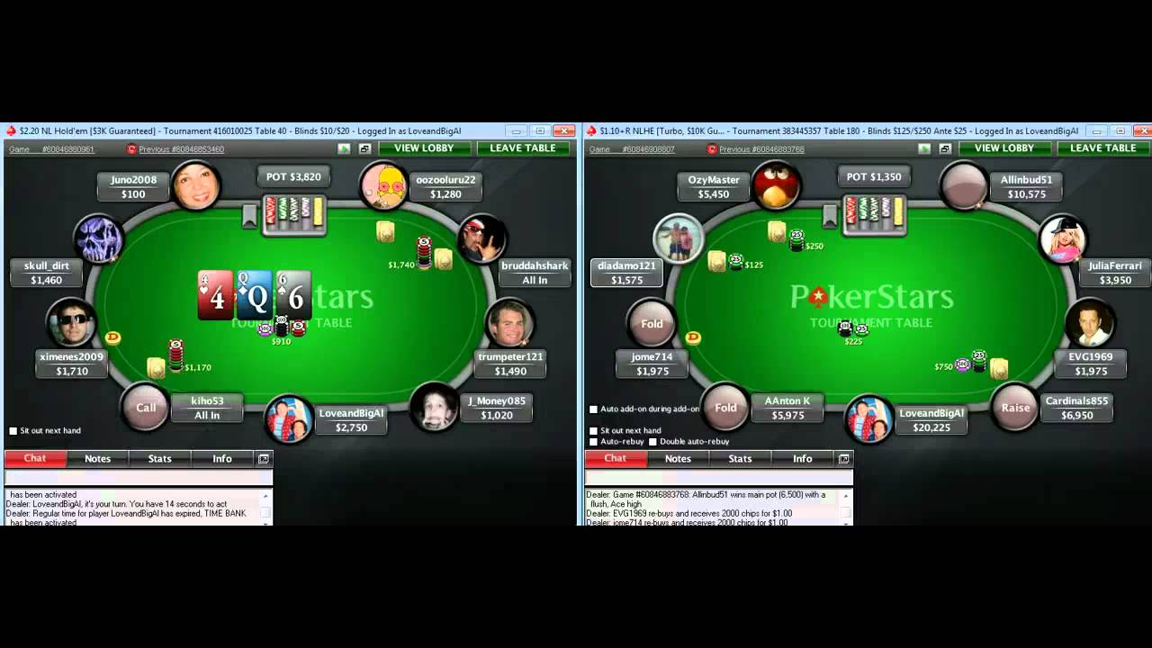 Poker youtube videos