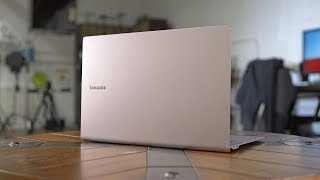 Samsung Galaxy Book S Complete Walkthrough: Super Thin PC with Great Battery Life