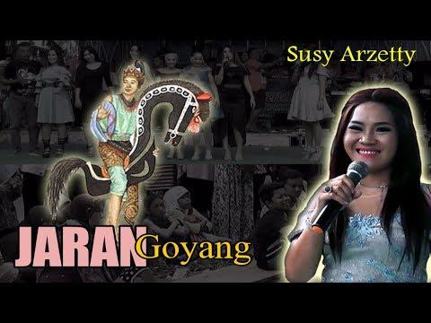 JARAN GOYANG - SUSY ARZETTY - LIVE PERFORM NIRWANA MANDALA - TERISI