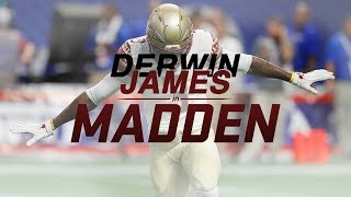 How to Make the BEST Derwin James in Madden 18!!!