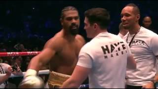 Mark de Mori VS David Haye (Full Fight) 16/01/2016