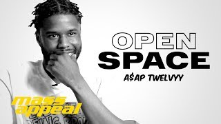 Open Space: A$AP Twelvyy | Mass Appeal
