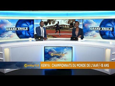 IAAF World U18 Championships In Nairobi [The Morning Call]