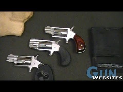 NAA Mini-Revolver Pocket Options