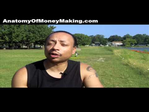 Anatomy of Money Making - Your Personal Blueprint To Making Money Online with Tim Beachum